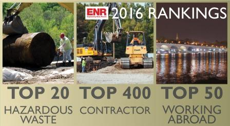 The Conti Group Recognized in ENR's Top 400 Contractors