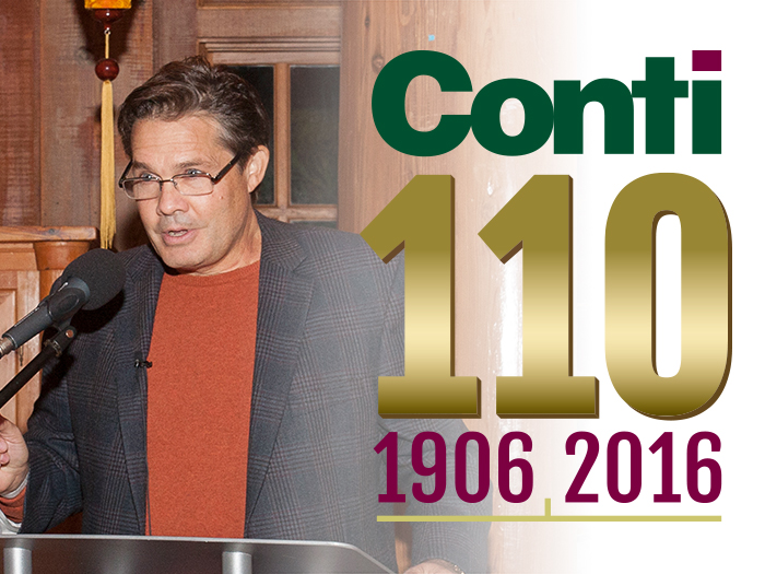 The Conti Group Celebrates 110 Years