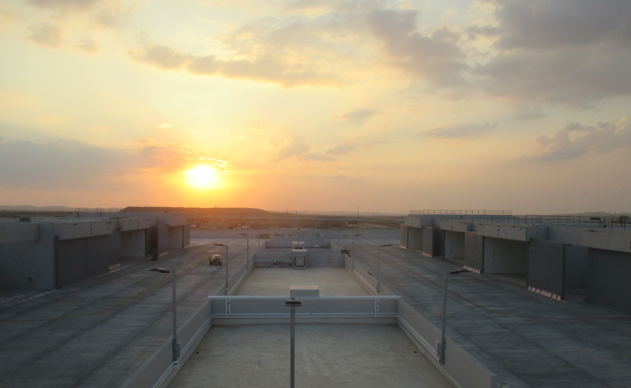 Conti Federal Delivers New Facilities to the Israel Air Force